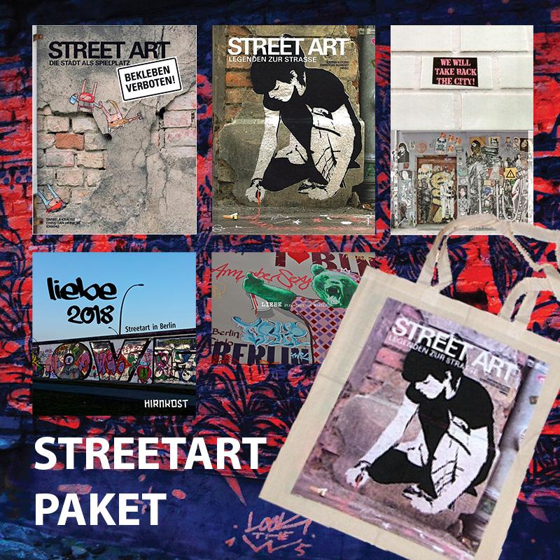 Streetart-Paket