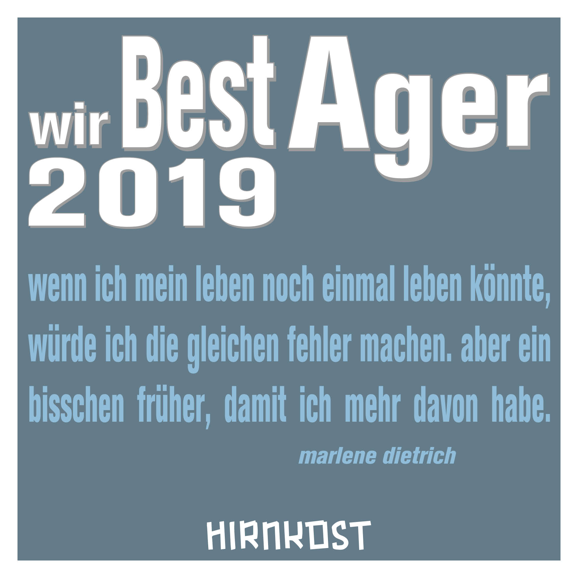 Kalender – Wir Best Ager 2019