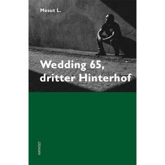 Wedding 65, dritter Hinterhof - Cover